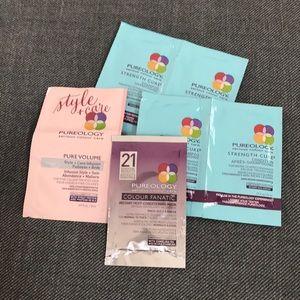 Pureology sample packets
